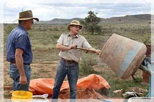The Friends of the Flinders Ranges National Park
