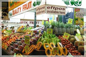 Adelaide Central Market Food and Produce Market